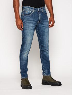 Calvin Klein Jeans Calvin Klein Jeans Jeansy Skinny Fit Ckj 016 J30J316102 Granatowy Skinny Fit