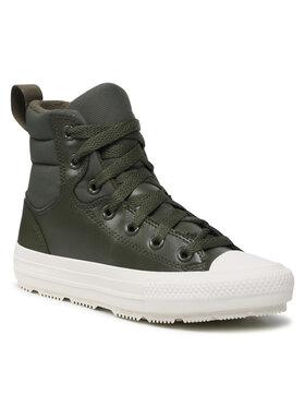 Converse Converse Trampki Ctas Berkshire Boot Hi 171429C Zielony