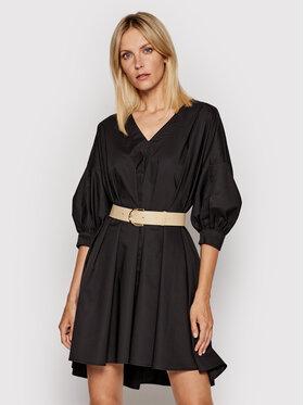 Imperial Imperial Sukienka codzienna ABWSBBD Czarny Regular Fit
