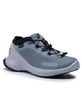 Salomon Salomon Pantofi Sense Feel Gtx W GORE-TEX 409667 20 W0 Gri