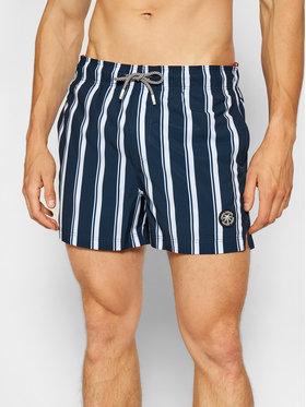 Jack&Jones Jack&Jones Plavecké šortky Maui 12186194 Tmavomodrá Regular Fit