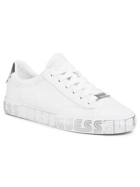 Guess Guess Sneakersy Greha6 FL6GR6 FAB12 Bílá