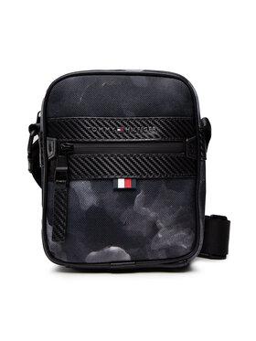 Tommy Hilfiger Tommy Hilfiger Borsellino Elevated Nylon Camo Mini Reporter AM0AM08005 Blu scuro