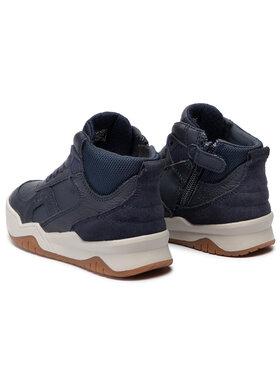 Geox Geox Sneakersy J Perth B. A J947RA 05446 C4002 S Tmavomodrá