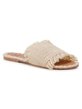 Manebi Manebi Ciabatte Leather Sandals S 1.5 Y0 Beige