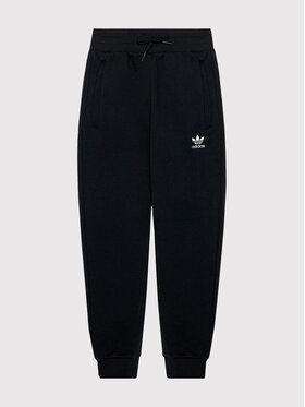 adidas adidas Pantaloni trening adicolor H32406 Negru Regular Fit