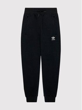 adidas adidas Teplákové kalhoty adicolor H32406 Černá Regular Fit