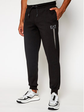 EA7 Emporio Armani EA7 Emporio Armani Pantalon jogging 6HPP78 PJ8NZ 1200 Noir Regular Fit