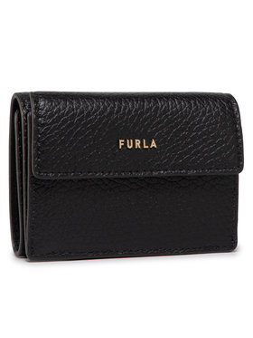 Furla Furla Malá dámská peněženka Babylon PCY9UNO-HSF000-O6000-1-007-20-CN-P Černá