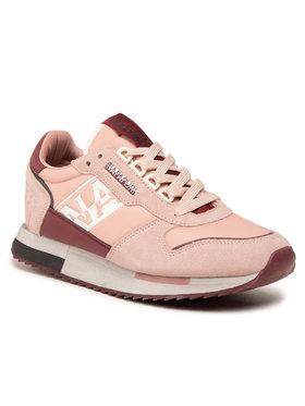 Napapijri Napapijri Sneakersy Vicky NP0A4FKI Różowy