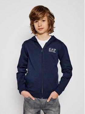 EA7 Emporio Armani EA7 Emporio Armani Sweatshirt 6HBM51 BJ05Z 1554 Dunkelblau Regular Fit