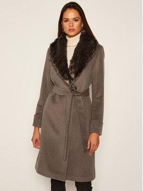 Lauren Ralph Lauren Lauren Ralph Lauren Płaszcz zimowy 297821767003 Brązowy Regular Fit
