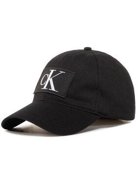 Calvin Klein Jeans Calvin Klein Jeans Καπέλο Jockey Essentials Cap K60K606890 Μαύρο