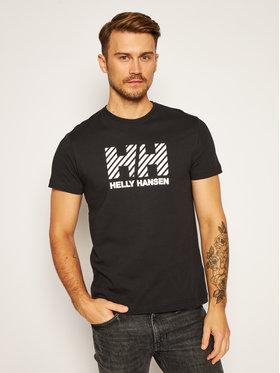 Helly Hansen Helly Hansen T-Shirt Active 53428 Černá Regular Fit