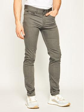 Boss Boss Spodnie materiałowe Delaware3-1-20 50426142 Szary Slim Fit