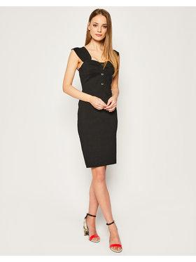 Pinko Pinko Každodenné šaty Donuts PE20 PBK2 1B14ML 7435 Čierna Regular Fit