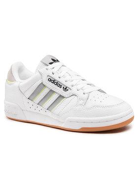 adidas adidas Scarpe Continental 80 Stripes FX5098 Bianco