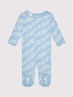 Guess Guess Kojenecké dupačky H1YW07 KA6W0 Modrá