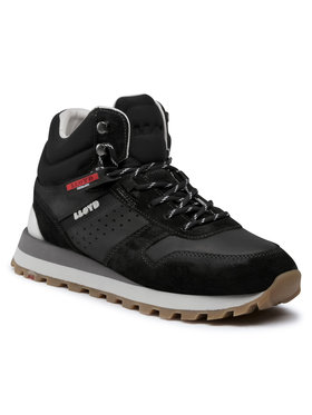 Lloyd Lloyd Sneakers Eindhoven 20-907-10 Nero