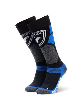 Rossignol Rossignol Vysoké dětské ponožky L3 Jr Premium Wool RLIYX01 Černá