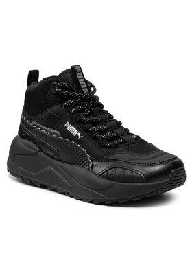 Puma Puma Sneakers X-Ray 2 Square Mid Wtr Jr 382653 02 Negru