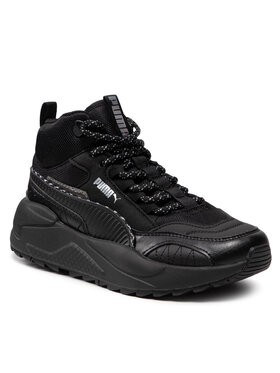 Puma Puma Sneakersy X-Ray 2 Square Mid Wtr Jr 382653 02 Černá