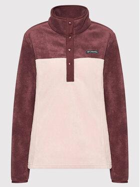 Columbia Columbia Fliso džemperis Benton Springs 1860991 Rožinė Regular Fit