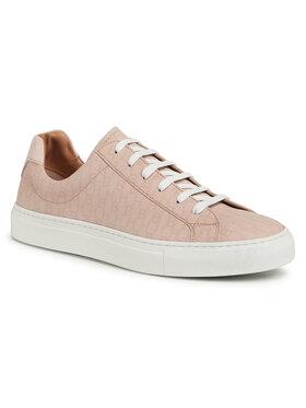 Boss Boss Sneakersy Katie Low Cut-Hb 50435206 10213221 Różowy