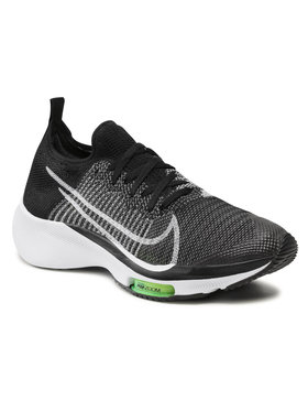 Nike Nike Cipő Air Zoom Tempo Fk (Gs) CJ2102 001 Fekete