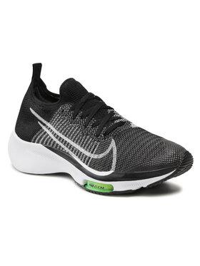 Nike Nike Обувки Air Zoom Tempo Fk (Gs) CJ2102 001 Черен