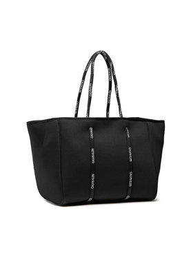 Calvin Klein Calvin Klein Дамска чанта Scuba Tote K9KWSU0111 Черен