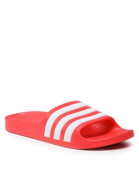 adidas adidas Klapki adilette Aqua K FY8066 Pomarańczowy