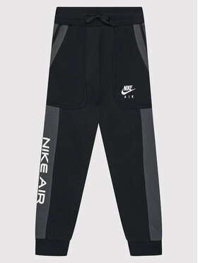 Nike Nike Долнище анцуг Air DA0710 Черен Standard Fit