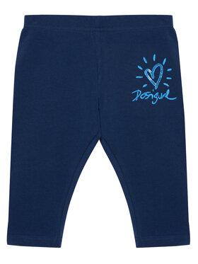 Desigual Desigual Leggings Nerja 21SGKK04 Blu scuro Regular Fit