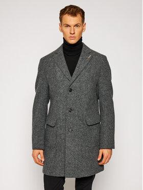 Baldessarini Baldessarini Prechodný kabát Clark-2 18686/000/8898 Sivá Regular Fit