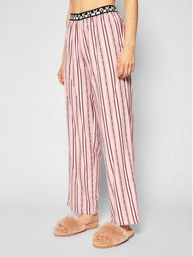DKNY DKNY Pyžamové nohavice YI2722412 Ružová