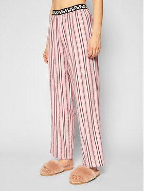 DKNY DKNY Spodnie piżamowe YI2722412 Różowy