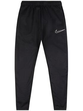 NIKE NIKE Spodnie dresowe Nk Therma Acd BQ7468 Czarny Standard Fit