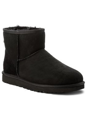 Ugg Ugg Chaussures M Classic Mini 1002072 Noir