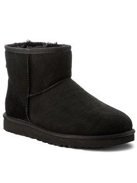 Ugg Ugg Schuhe M Classic Mini 1002072 Schwarz
