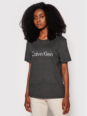 Calvin Klein Underwear Calvin Klein Underwear T-shirt 000QS6105E Grigio Regular Fit