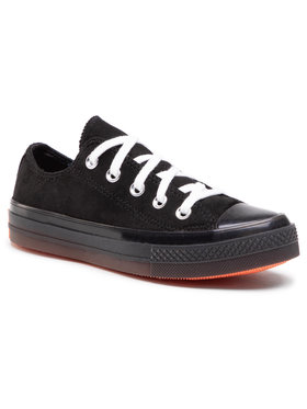 Converse Converse Sneakers aus Stoff Ctas Cx Ox 168590C Schwarz