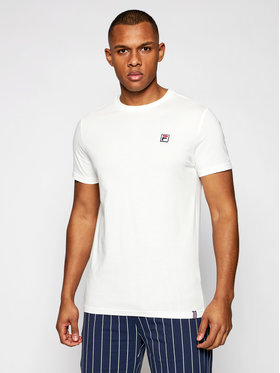 Fila Fila T-Shirt Samuru 688567 Beige Regular Fit