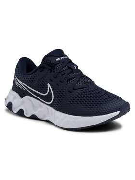 Nike Nike Boty Renew Ride 2 CU3507 404 Tmavomodrá