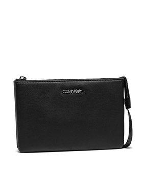 Calvin Klein Calvin Klein Rankinė Ew Double Compartment Xbody K60K608187 Juoda