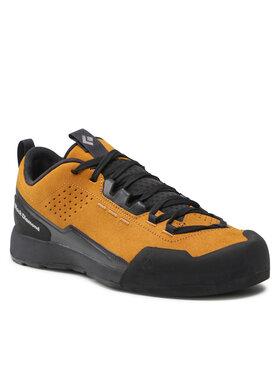 Black Diamond Black Diamond Trekingová obuv Technican Leather BD580022 Žlutá