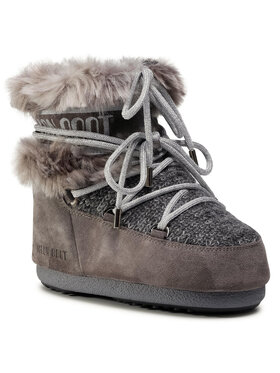 Moon Boot Moon Boot Čizme za snijeg Mars Wool Fur 14401100002 Siva