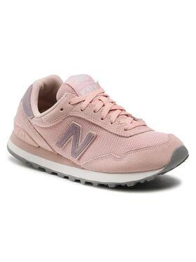 New Balance New Balance Sneakersy WL515GBP Różowy