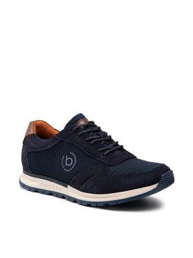 Bugatti Bugatti Sneakersy 335-81904-1469-4141 Tmavomodrá