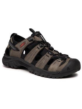 Keen Keen Sandales Targhee III Sandal 1022428 Gris